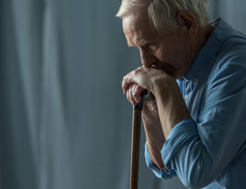 Depression and Aging: Senior Mental Health Issues