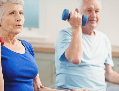 Safe Weight Training for Seniors
